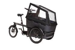 Ladcykel med kaleche